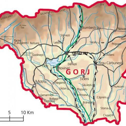 Unde mergem în Gorj