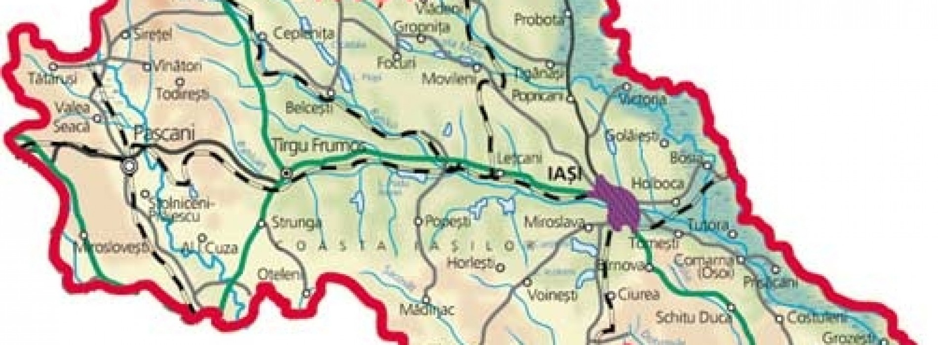Iaşiul, un judeţ moldovean tradiţional