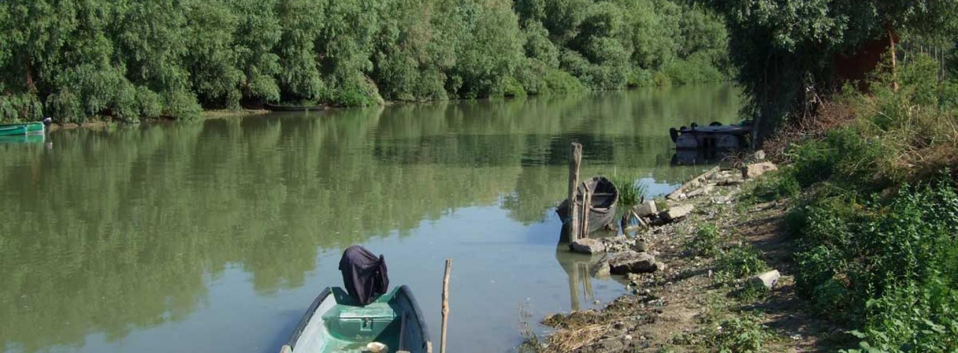 Pescuitul pe canale