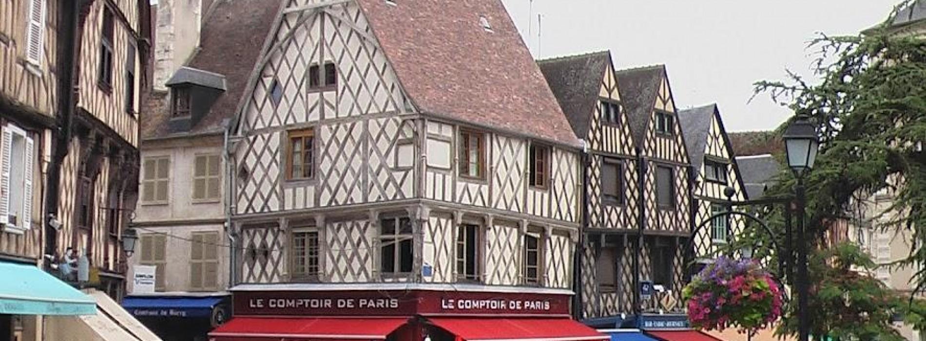 Vară medievală în Bourges