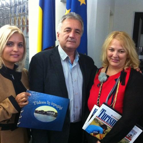 Noiembrie aduce turistilor albumul foto Tulcea in imagini