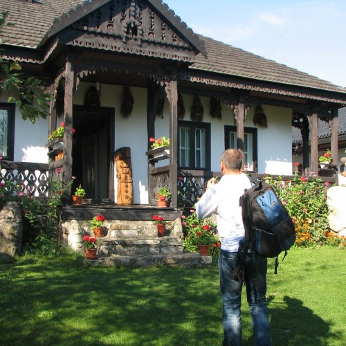 La Piatra Neamt  pentru cea de-a IV-a editie a Congresului European de Turism Rural
