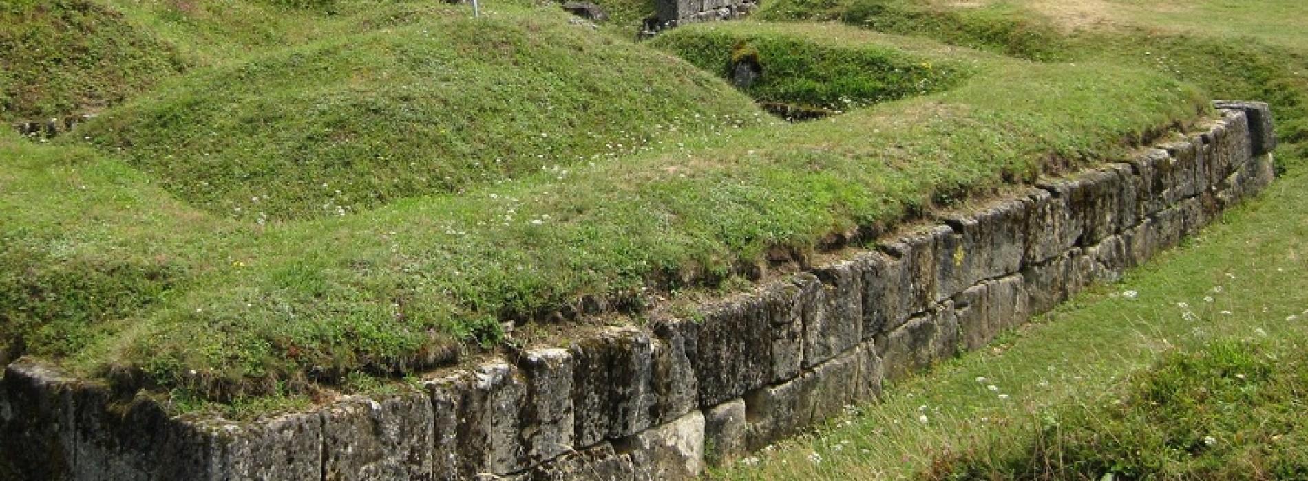 Cetatea Dacica Costeşti, Hunedoara