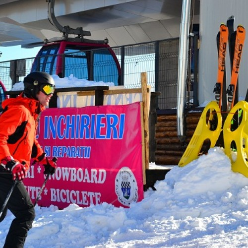 i-Tour Schi 2013 lansat la Braşov