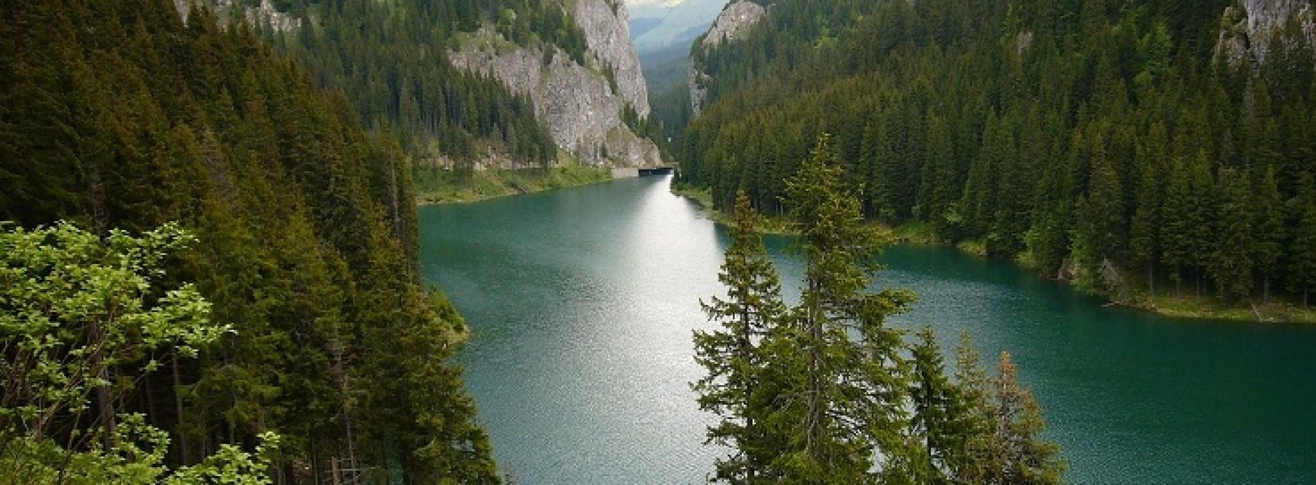 Lacul Bolboci, Munţii Bucegi