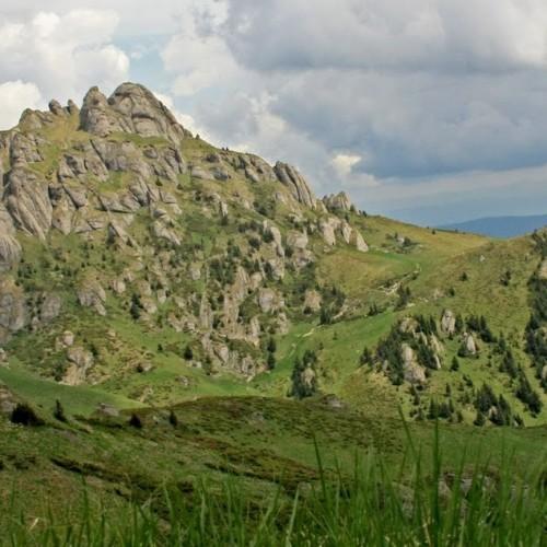 Masivul Ciucaş, Carpaţii de Curbură