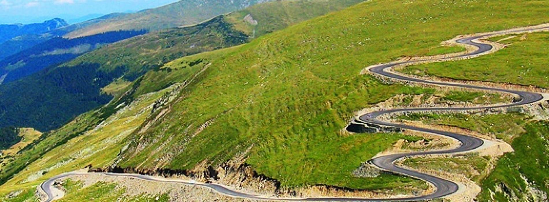 Transalpina, intr-un top international al celor mai frumoase destinatii de iarna