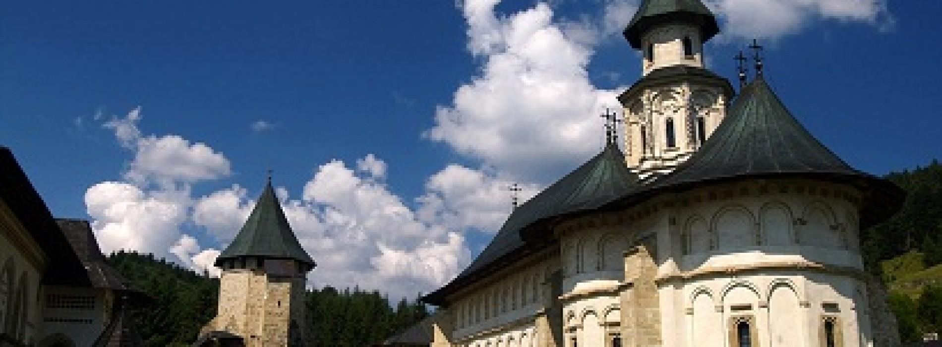 Bucovina, ţinutul mănăstirilor