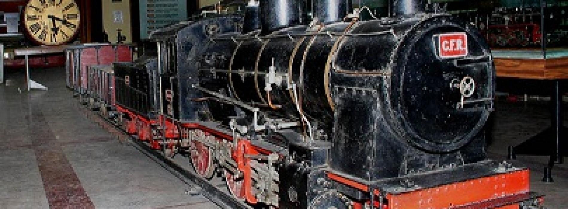 Trenul regal şi Muzeul CFR au vizitatori la început de aprilie