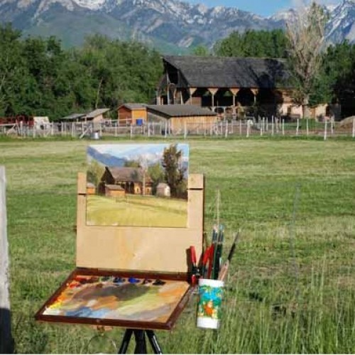 Tabara de creatie  – un nou concept turistic in inima muntilor Fagaras