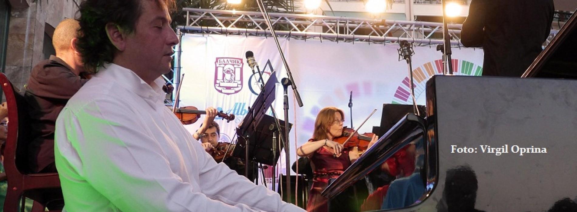 Orchestra Naţională Radio, aplaudată la Balcic