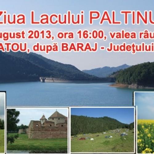 Vă aşteptăm la Ziua Lacului Paltinu