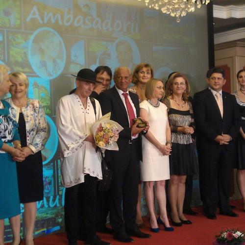 O seara de luni la Gala Ambasadorii Turismului Romanesc