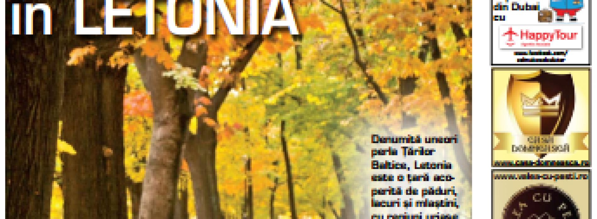 Coperta Turism Club Noiembrie 2013