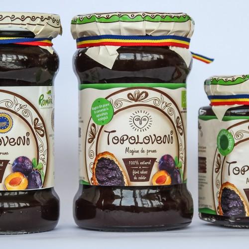 Magiunul de prune Topoloveni ajunge în America de Nord și țările arabe