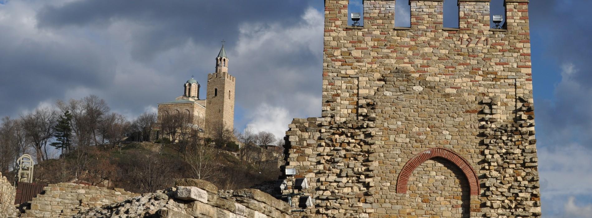 Iarna la Veliko Tarnovo