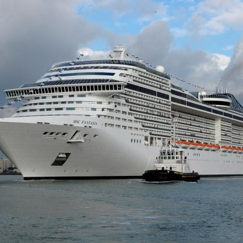 Portul Constanța: 20.000 de pasageri pentru croaziere maritime în 2014