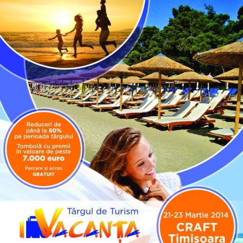"""ANAT lansează Târgul de Turism """"Vacanța"""" între 21-23 martie 2014"""
