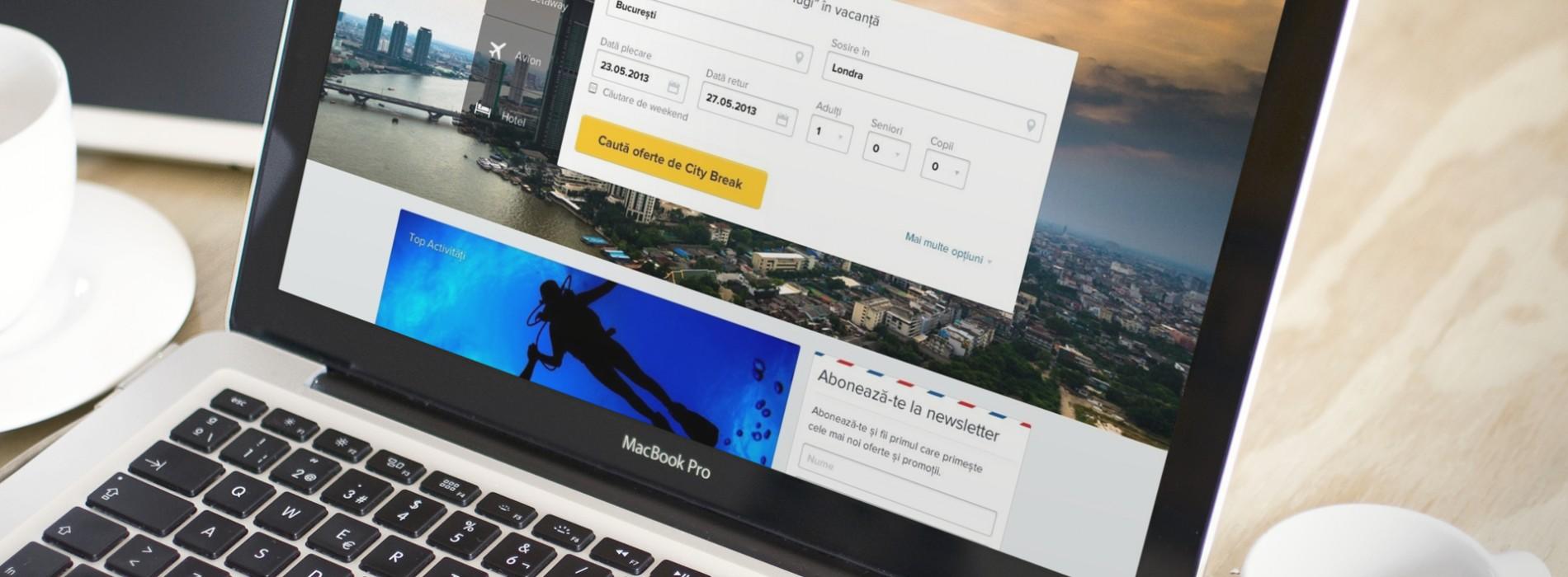 S-a lansat Traveo.ro, platforma de  rezervări care oferă soluția completă pentru orice călătorie