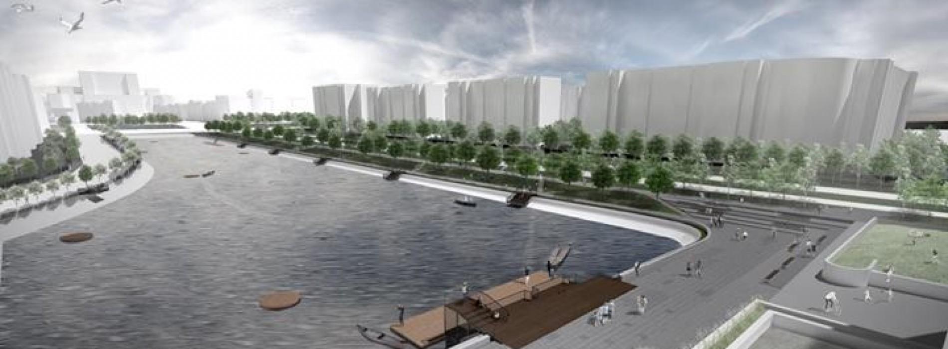 Vom avea un eco-arhipelag în centrul Bucureştiului!