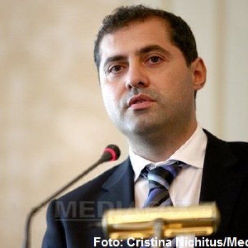 Florin Jianu, noul ministru pentru IMM-uri, Mediu de Afaceri şi Turismului
