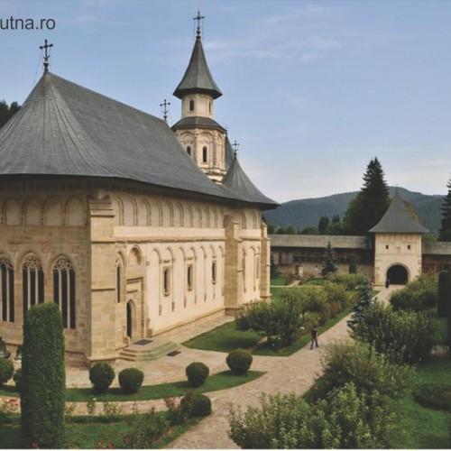 Semnarea contractului de finanţare pentru restaurarea Mănăstirii Putna