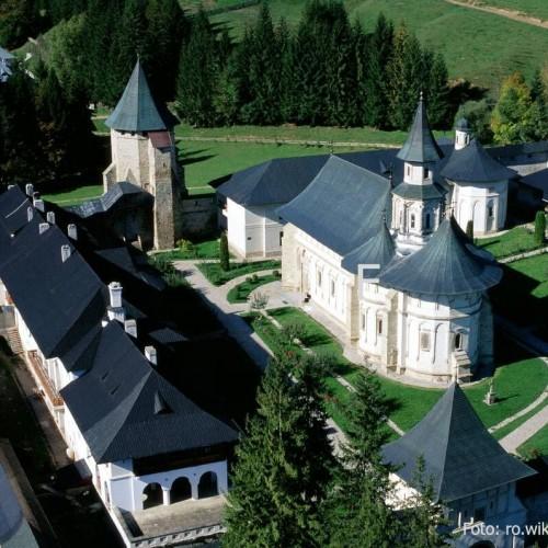 Mânăstirea Putna a primit fonduri nerambursabile de 3,15 milioane de euro