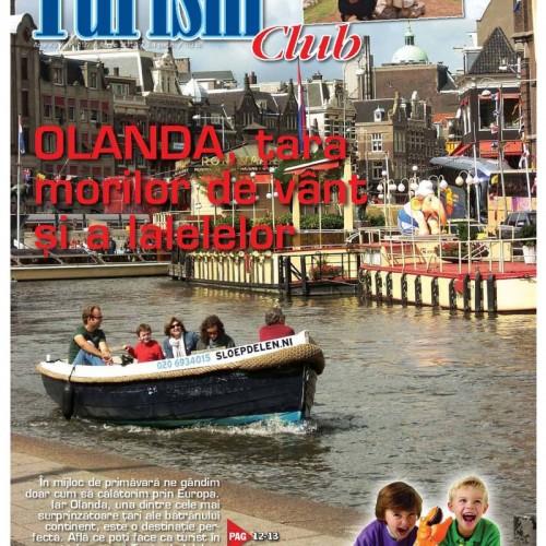 Coperta Turism Club Aprilie 2014