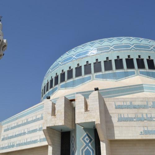 Bun venit în Amman, orașul alb al Iordaniei