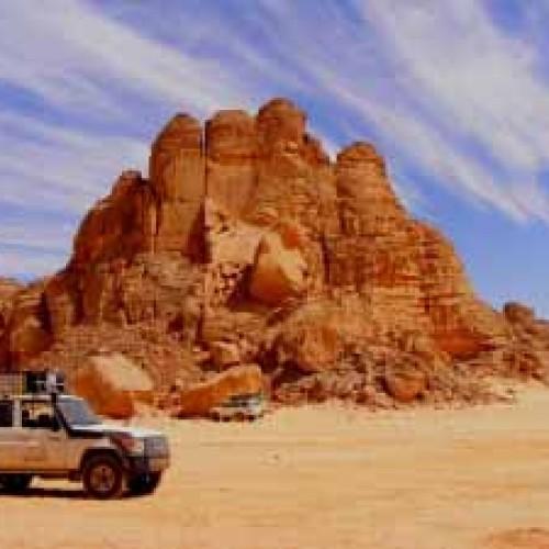 Pe urmele legendarului prinţ Kamal el Din Hussain, în Deşertul Egiptului!