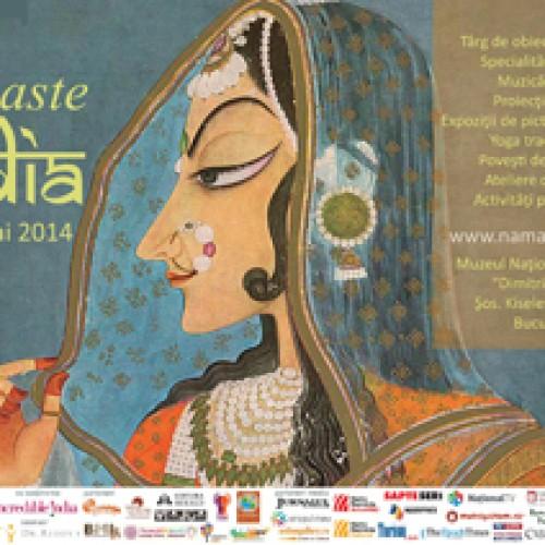 Namaste India, la a VI-a ediție