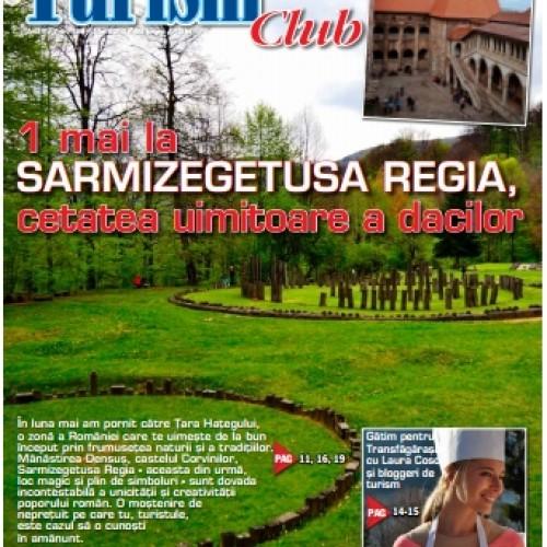 Coperta Turism Club Mai 2014
