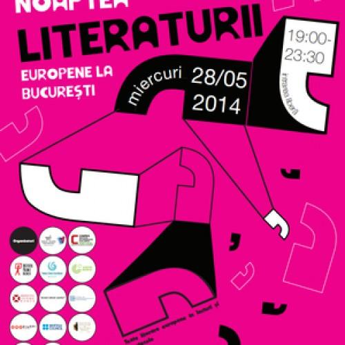 28 mai, Noaptea Albă a Literaturii Europene