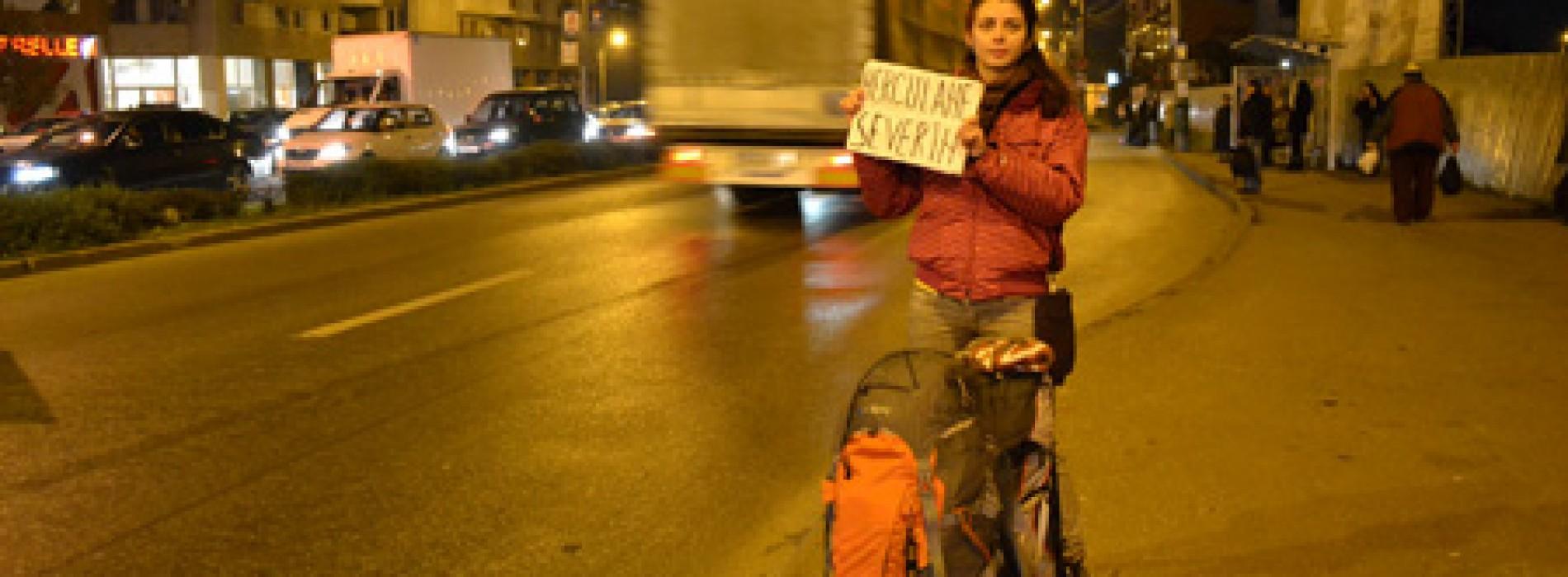 Prima mea călătorie cu autostopul: București – Linz