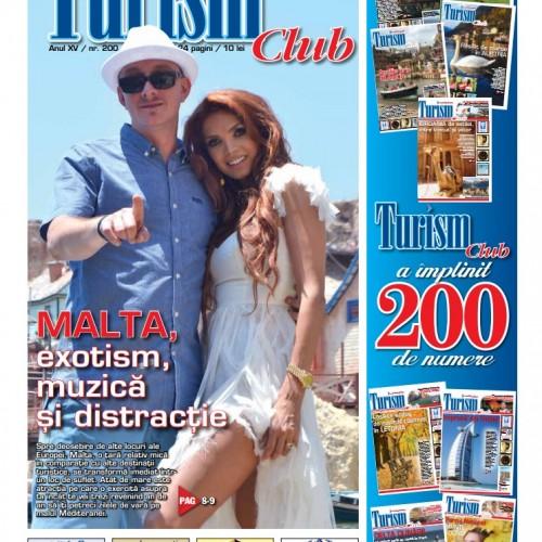 Coperta Turism Club Iulie 2014