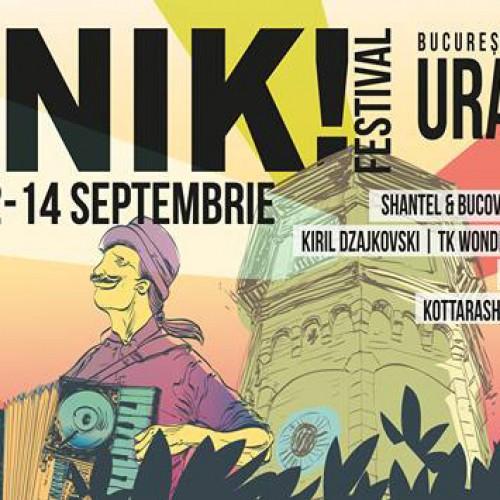 Muzică și veselie, la Balkanik Fest, în septembrie