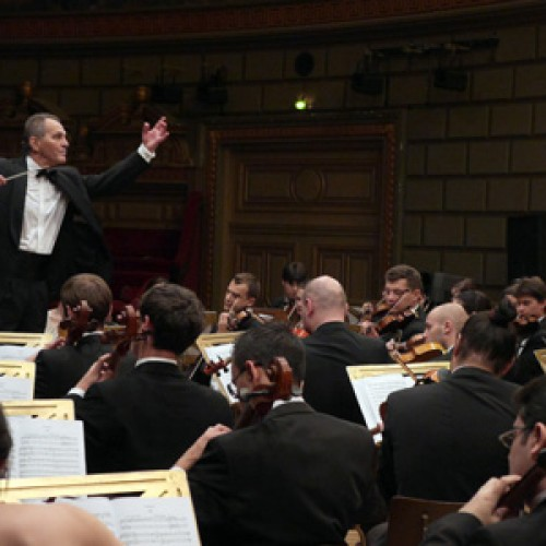 București, Sinaia, Bușteni – Enescu și muzica lumii