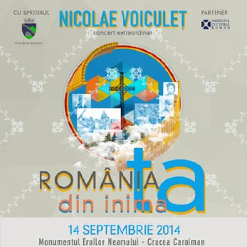 România din inima ta, pe Caraiman