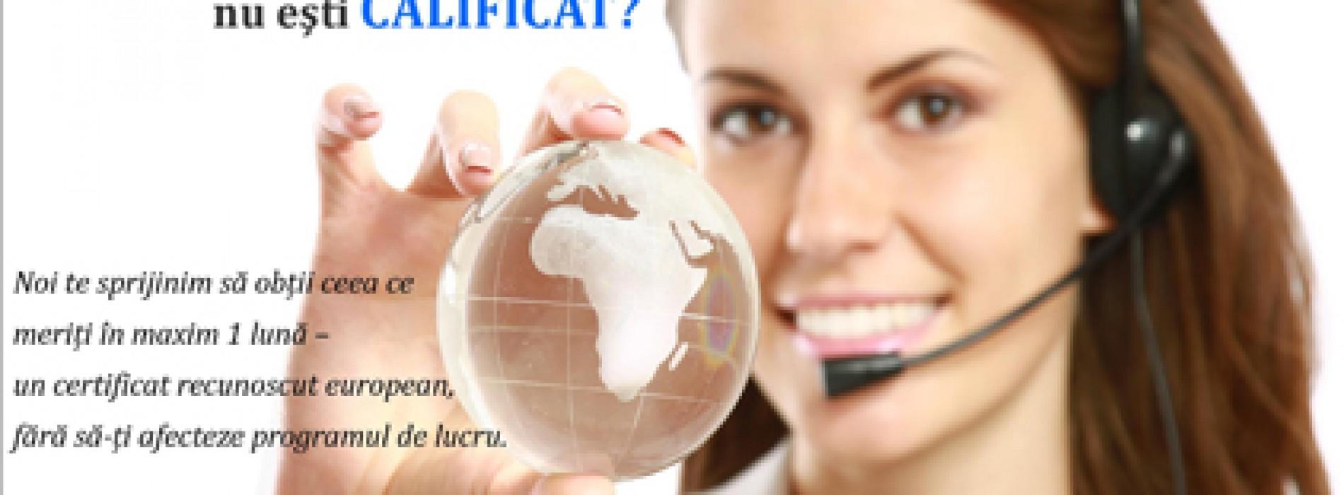 CEDES vă ajută să deveniți agenți de turism