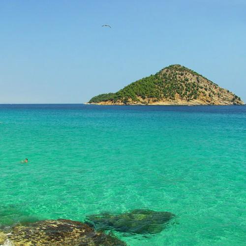 Insula Thassos, sigură pentru turiști, după ploi!