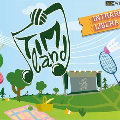 Timland Festival Timișoara, 3-5 octombrie