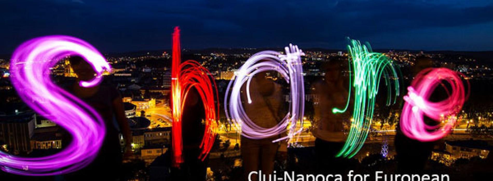 Cluj-Napoca este Capitala Europeană a Tineretului în 2015!
