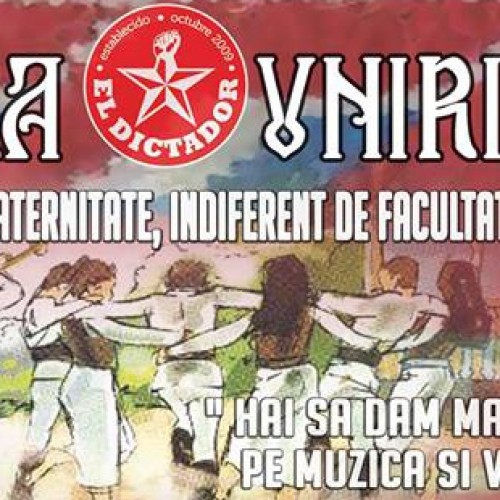 Înfrățirea facultăților de Ziua Unirii în El Dictador