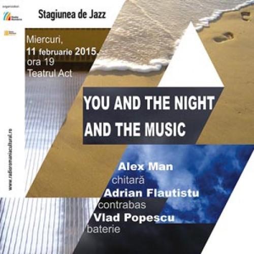 Valentine's Jazzy pe 11 februarie, la Teatrul Act
