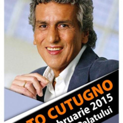 Toto Cutugno, 27 februarie, București
