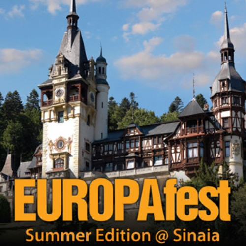 Summer Music Academy Sinaia 2015
