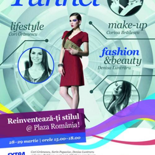 Beauty Tunnel – Reinventează-ți stilul la Plaza România!