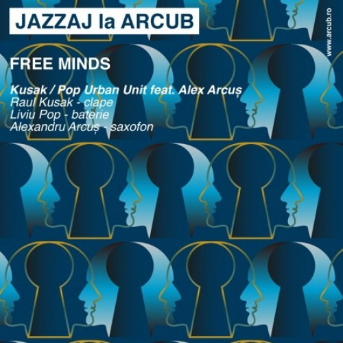 Free Minds, jazz la București