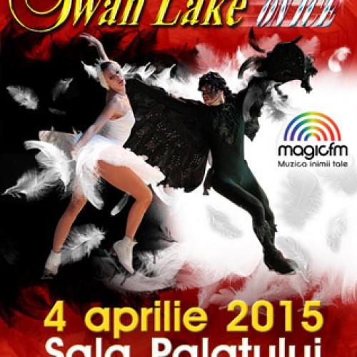 """Lacul Lebedelor On Ice"", 4 aprilie"