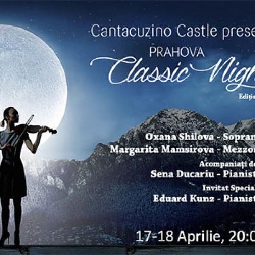 Classic Nights, Castelul Cantacuzino